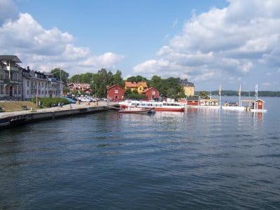 Vaxholm en Estocolmo