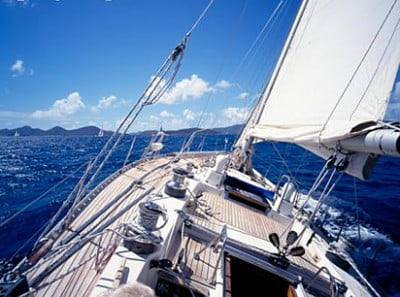 Navegar en Ibiza