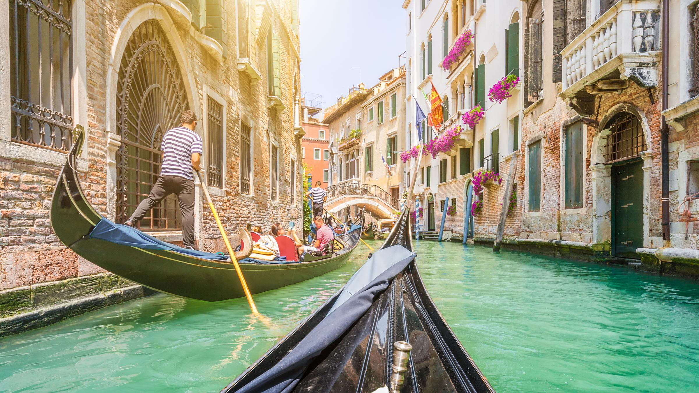 Hacer turismo por Venecia