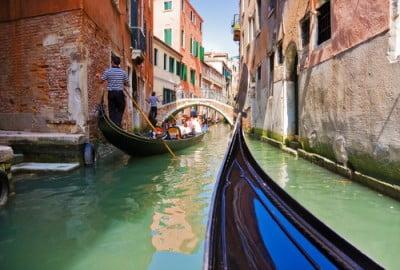 Venecia en Gondola