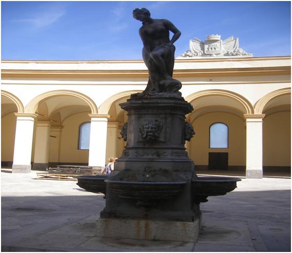 Figura de Venus en Trapani, Sicilia