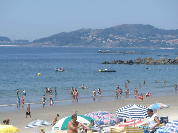 Verano en Playa de Samil