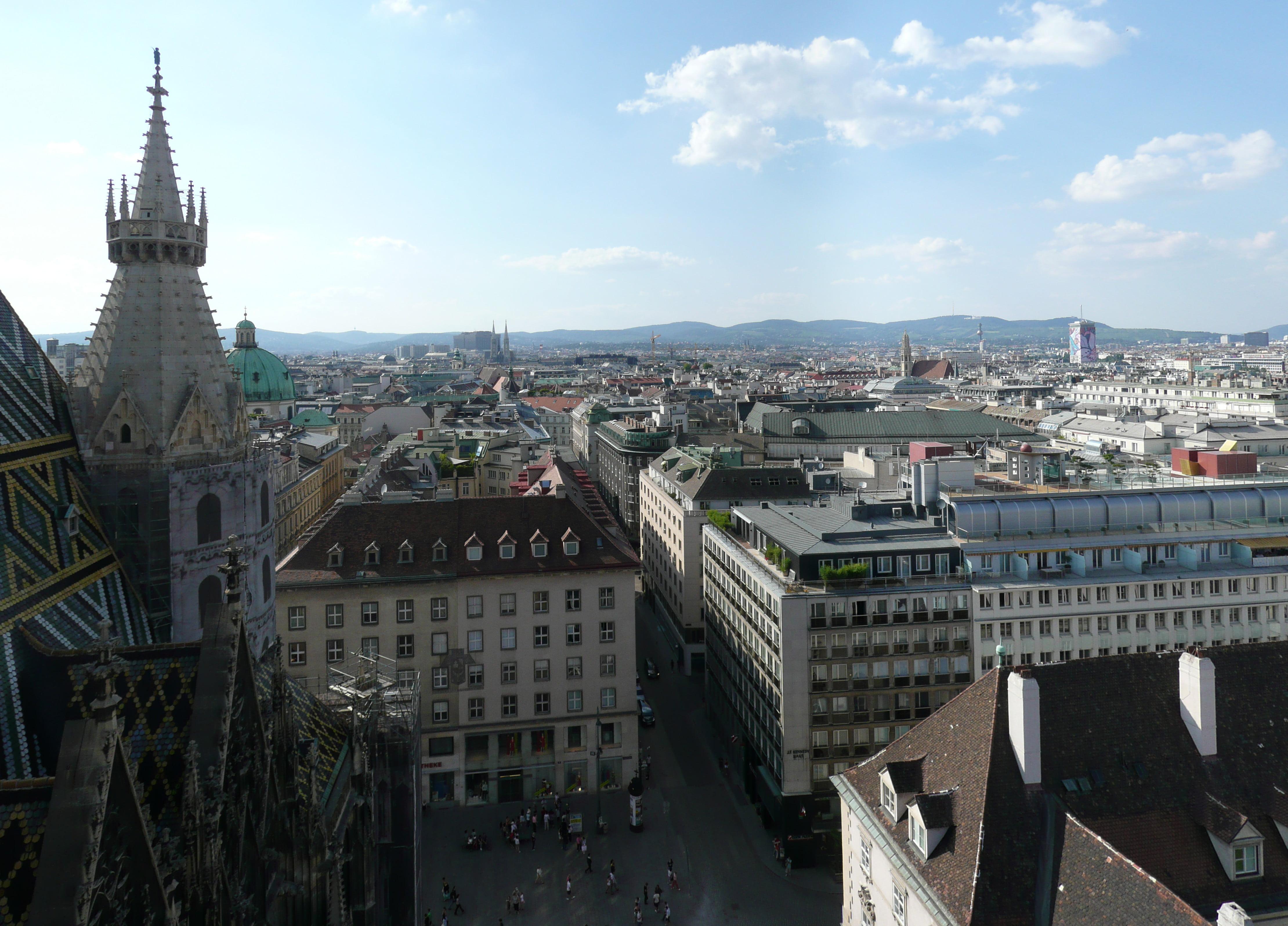 Verano en Viena