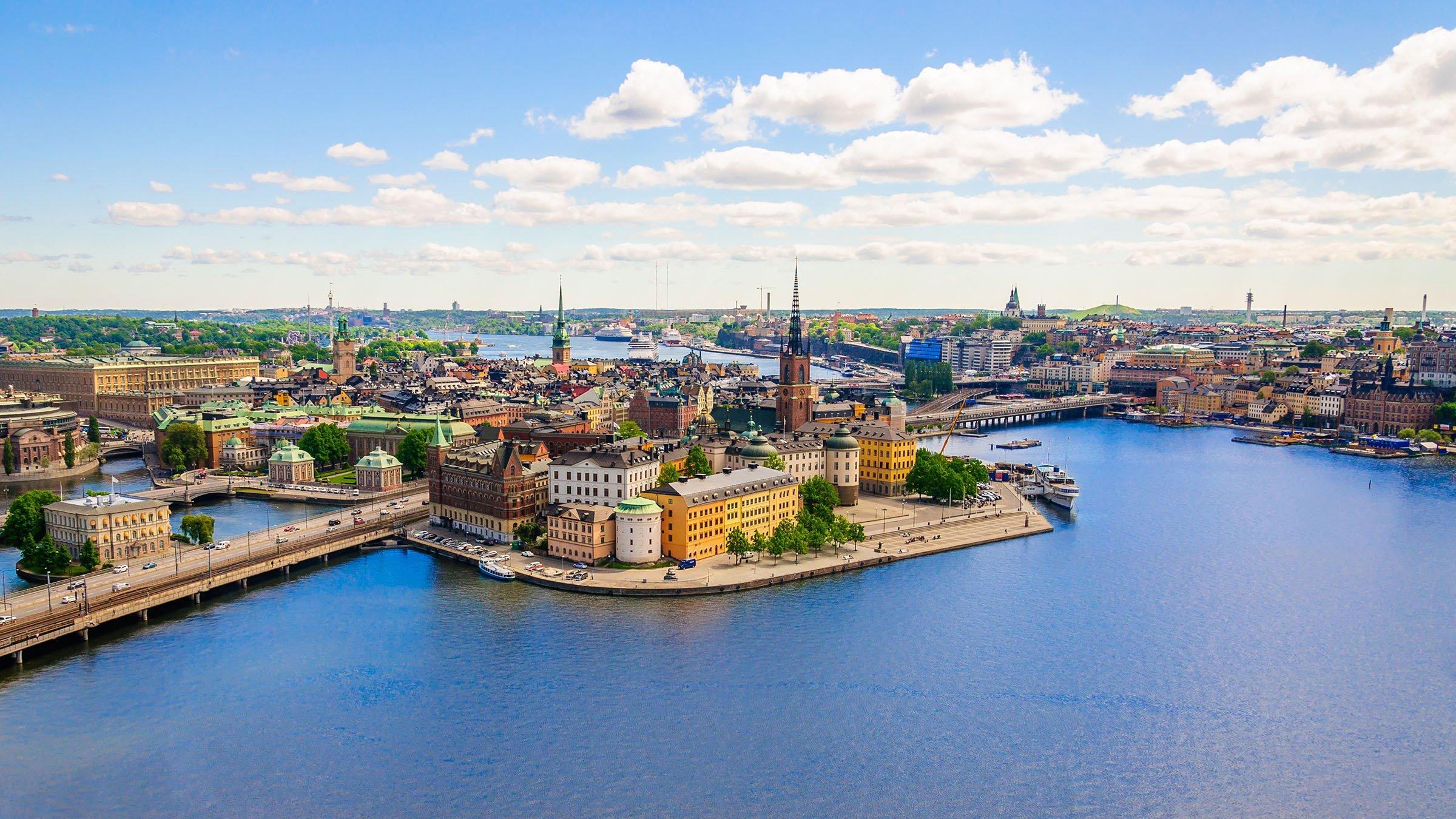 Verano en Estocolmo