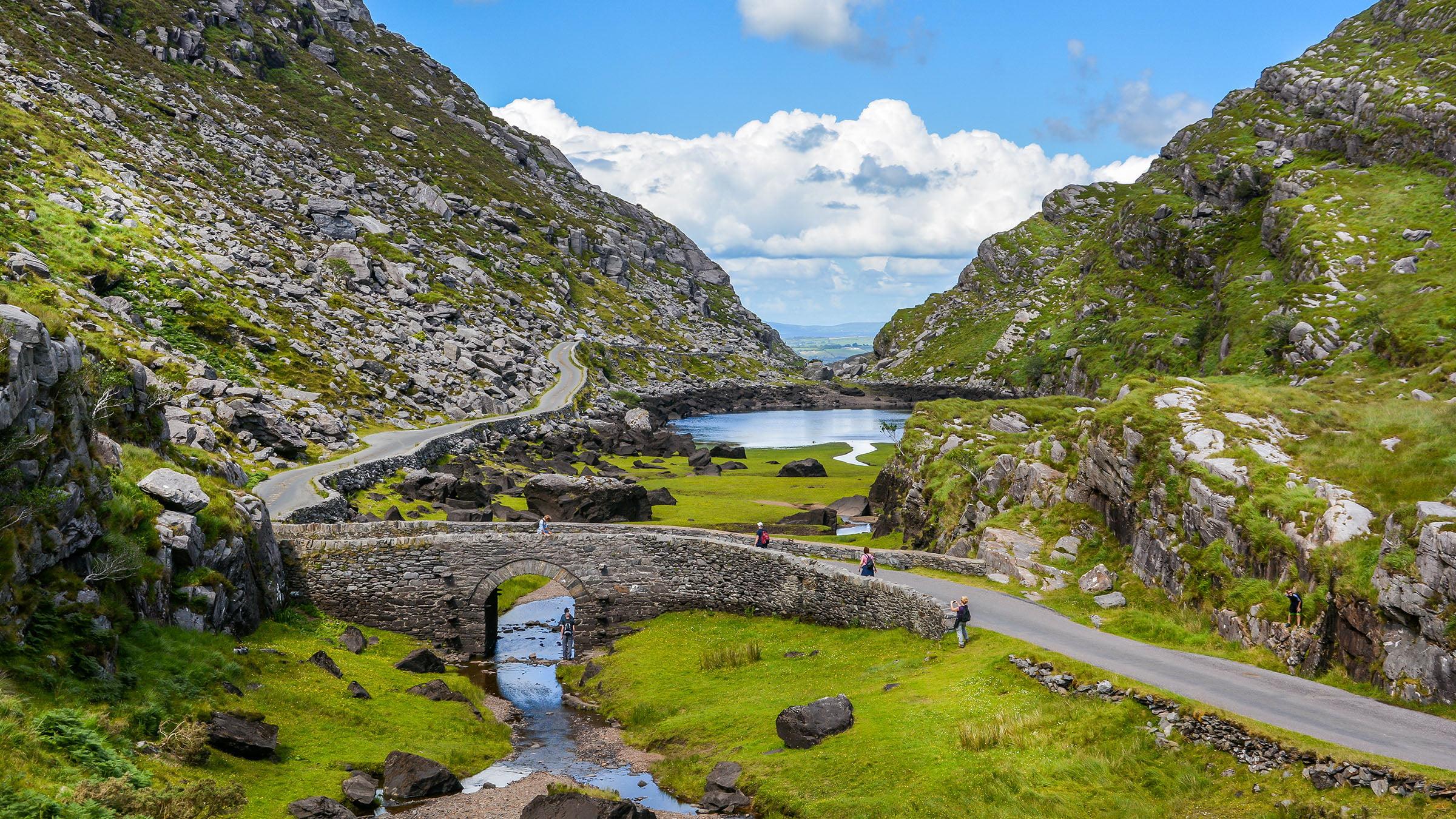 Verde de Irlanda