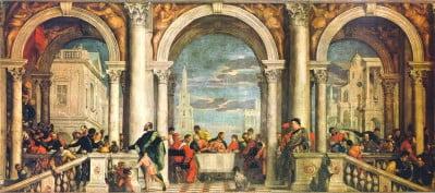 Veronese en la Galería de la Academia