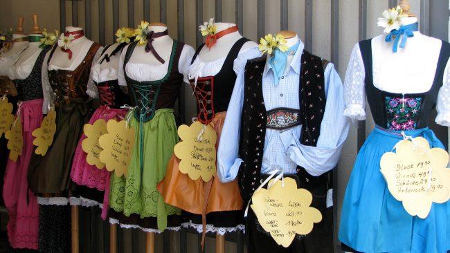 Vestimenta típica de Alemania en venta