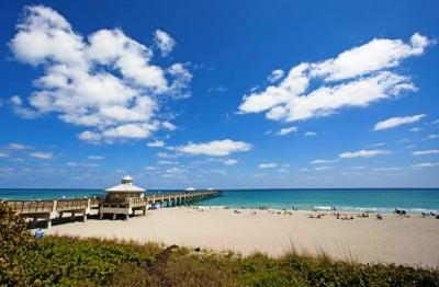 Las mejores playas del Caribe: Palm Beach, Aruba