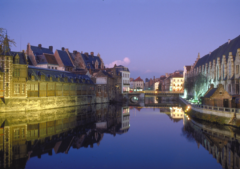 Viajar a Gante Bélgica
