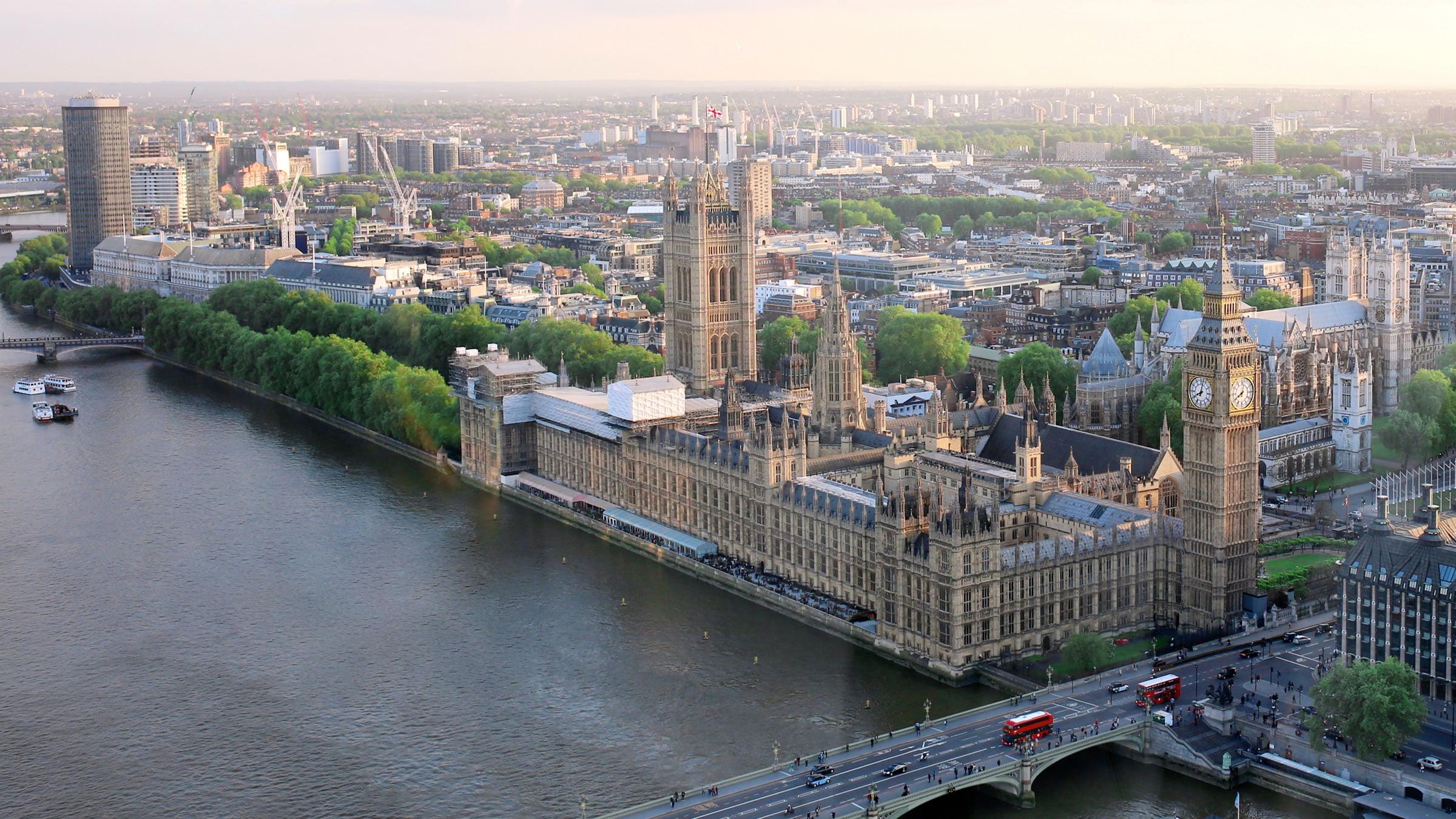 Viajar a Londres en época estival