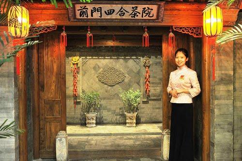 viajar china
