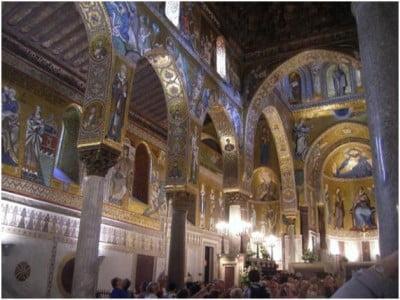 Capilla Palatina de Palermo