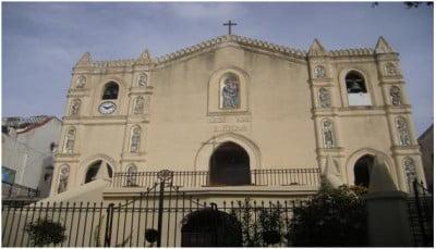 Iglesia Parroquial de Utisca