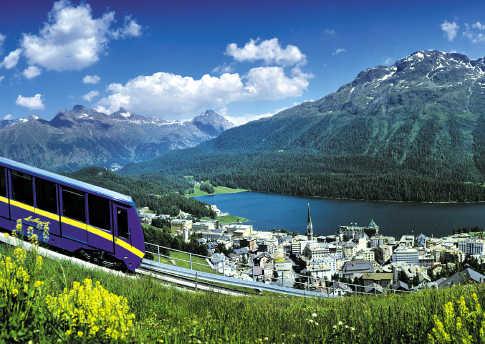 Viaje a St. Moritz