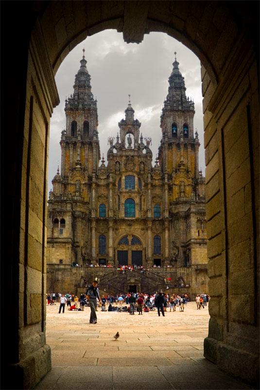 España – Santiago de Compostela – Catedral de Santiago
