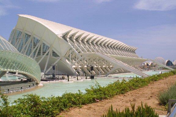 Museo de las ciencias for La arquitectura en espana
