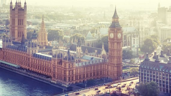 Requisitos y documentación para viajar a Inglaterra
