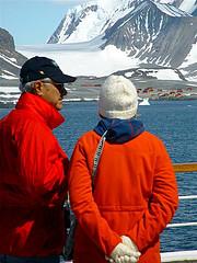 Viajes a la Antarctica