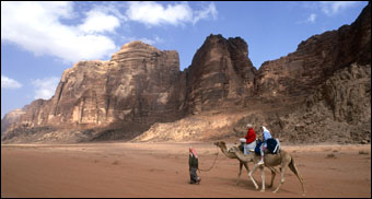 Viajes a Petra
