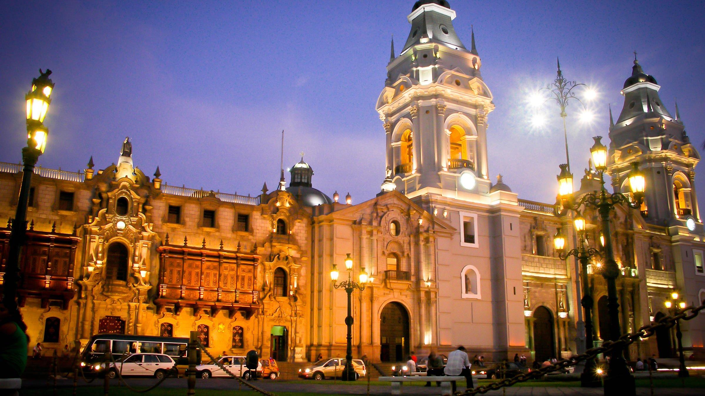 Vida nocturna en Perú