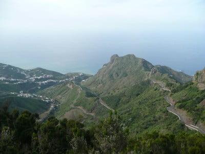 Vista de Taganana