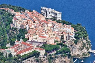 Villa de Mónaco