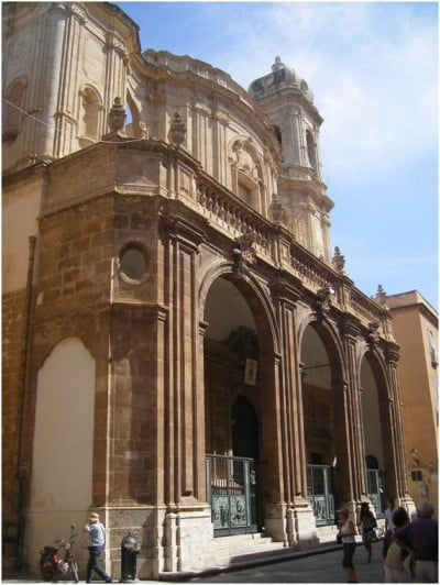 Catedral de San Lorenzo en Trapani