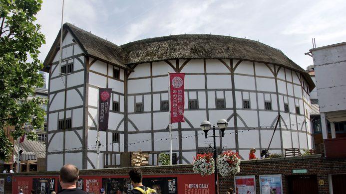 Visitar el Shakespeare's Globe Theatre en Londres