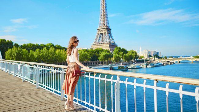 Besuchen Sie Paris während der Sommermonate