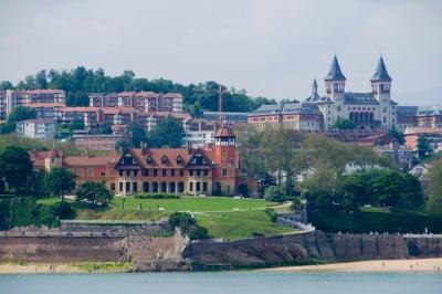 Vista Palacio Miramar
