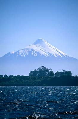 Volcán Osorno  Chile