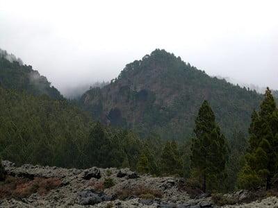 Volcán San Juan, La Palma