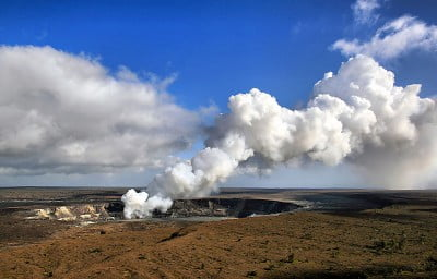 volcanes activos Kilaucea