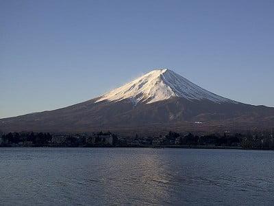 volcanes más importantes Monte Fuji Japón