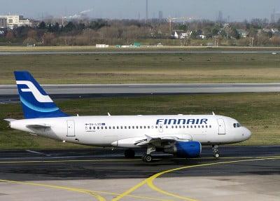 Vuelo a Finlandia