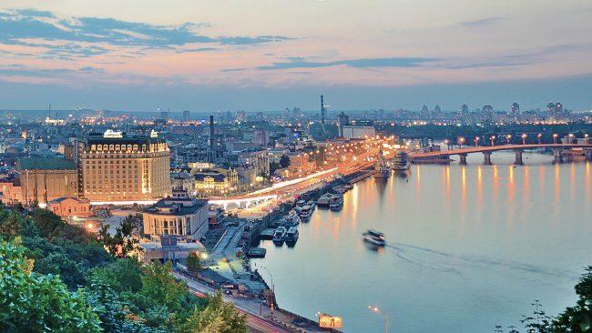 Voos directos a Kiev (Ucraína) desde Barcelona con Vueling