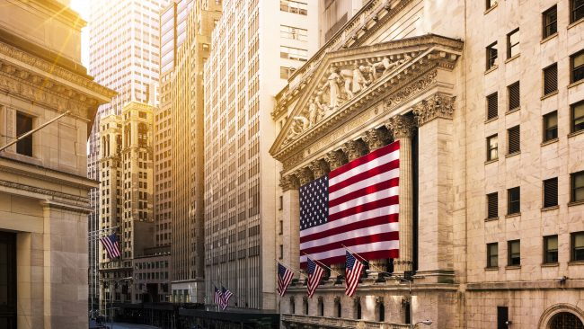 Wall Street: le quartier financier de New York