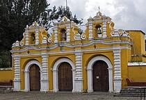 Wallpaper Antigua Guatemala