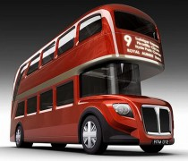 Wallpaper del Double Decker Bus