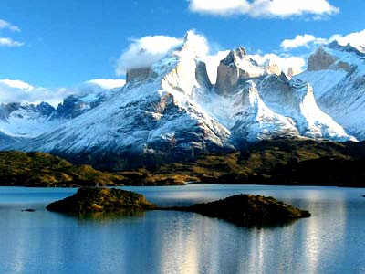 Wallpaper la Patagonia