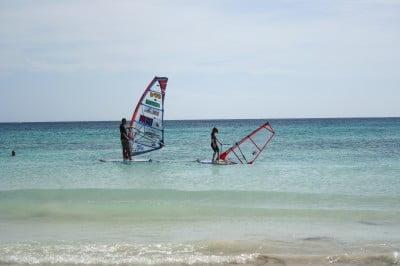Windsurf en Cabo Verde