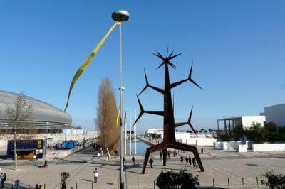 Zona Expo de Lisboa